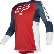 FOX 180 PRZM JERSEY COLOR NAVY / RED