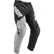 OFFER THOR SECTOR SHEAR S9 OFFROAD PANT 2019 BLACK/GRAY