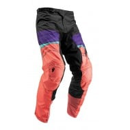 OFFER THOR WOMENS PULSE DEPTHS S9W OFFROAD PANT 2019 BLACK/CORAL