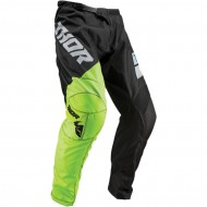 OFFER THOR YOUTH SECTOR SHEAR S9Y OFFROAD PANT 2019 BLACK/ACID