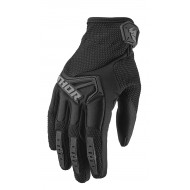 GUANTES THOR SPECTRUM OFFROAD 2021 COLOR NEGRO