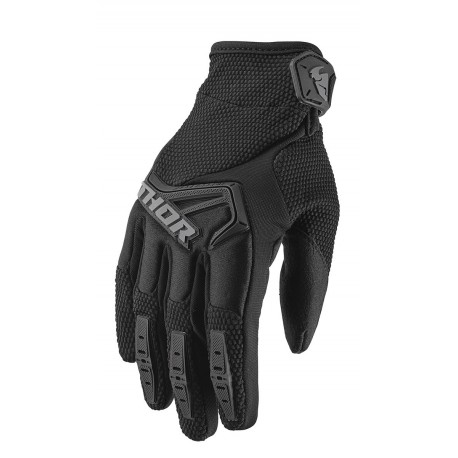 GUANTES THOR SPECTRUM OFFROAD 2020 COLOR NEGRO