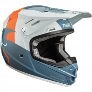 OFFER THOR YOUTH SECTOR SHEAR S9Y OFFROAD HELMET 2019 SLATE/SKY