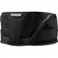 OFFER THOR YOUTH CLINCH SUPPORT BELT 2020 BLACK/WHITE