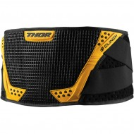 OFFER THOR YOUTH CLINCH SUPPORT BELT 2020 BLACK/YELLOW
