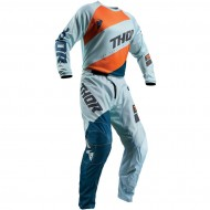 OUTLET COMBO INFANTIL THOR SECTOR SHEAR S9Y OFFROAD 2019 CIELO / PIZARRA