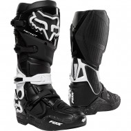 OFFER FOX INSTINCT BOOT 2020 BLACK / WHITE COLOUR