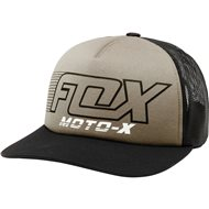 OFFER FOX GOOD TIMER TRUCKER BLACK