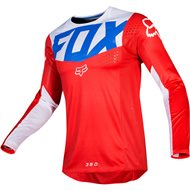CAMISETA FOX 360 KILA 2019 COLOR AZUL / ROJO