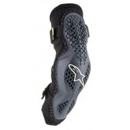 ALPINESTARS SEQUENCE ELBOW PROTECTOR 2020 COLOR ANTHRACITE / YELLOW FLUO