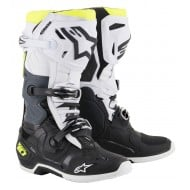 BOTAS ALPINESTARS TECH 10 2019 COLOR NEGRO / BLANCO / AMARILLO
