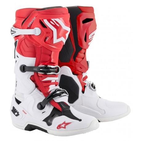 Alpinestars Botas de Motocross Tech 5/Color Blanco Talla 47
