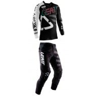 OUTLET COMBO LEATT GPX 5.5 2019 COLOR NEGRO