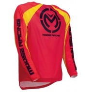 MOOSE M1 JERSEY 2019 COLOR RED / YELLOW