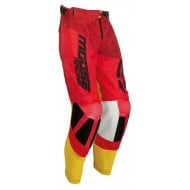 PANTALON MOOSE M1 2019 COLOR ROJO / AMARILLO
