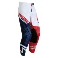 OFFER MOOSE QUALIFIER PANTS 2019 COLOR RED / WHITE / BLUE