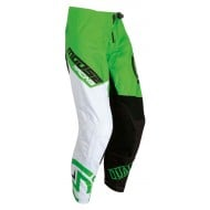 OFFER MOOSE QUALIFIER PANTS 2019 COLOR GREEN / WHITE
