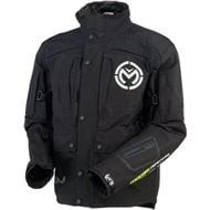 CHAQUETA MOOSE ADV1 2019 COLOR NEGRO