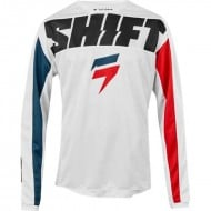 OFFER SHIFT JERSEY WHIT3 YORK 2019 COLOR WHITE