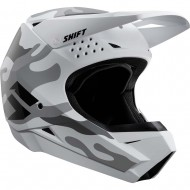 SHIFT HELMET WITH3 2019 COLOR CAMOUFLAGE WHITE