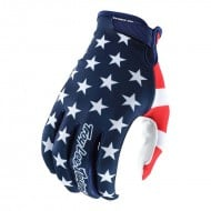 OFFER GLOVES BLUE/RED AIR AMERICA TROY LEE