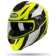 AIROH HELMET ST 301 TIDE 2019 COLOR YELLOW GLOSS