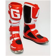 GAERNE BOOTS SG12 WHITE/RED