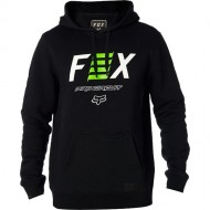 OFFER FOX PRO CIRCUIT PULLOVER FLEECE COLOR BLACK