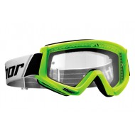 THOR YOUTH COMBAT GOGGLES GREEN FLUO COLOUR