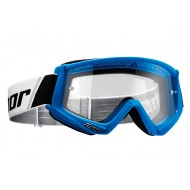 THOR YOUTH COMBAT GOGGLES BLUE / WHITE COLOUR