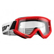 THOR YOUTH COMBAT GOGGLES RED / BLACK COLOUR