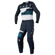 OUTLET COMBO THOR PRIME PRO FIGHTER 2019 COLOR CAMUFLAJE AZUL