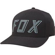 GORRA FOX BARRED FLEXFIT COLOR NEGRO d270e47d787