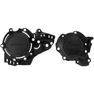 ACERBIS IGNITION + CLUTCH COVER PROTECTOR BLACK HUSQVARNA TE 250/300 (2017-2019)
