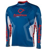 JERSEY TRIAL HEBO RACE PRO III BLUE COLOUR