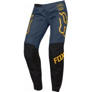 OFFER FOX YOUTH GIRLS 180 MATA DRIP PANT 2019 COLOR BLACK/NAVY - SIZE 24 USA