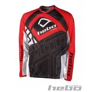 JERSEY TRIAL HEBO PRO 19 BLACK COLOUR