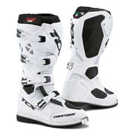 TCX TCS SPEEDWAY BOOTS COLOR WHITE