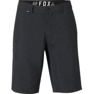 OUTLET PANTALONES CORTOS FOX ESSEX TECH COLOR NEGRO JASPEADO