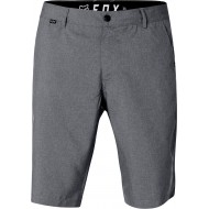 FOX ESSEX TECH STRETCH SHORT CHARCOAL HEATHER COLOUR