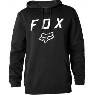 FOX LEGACY MOTH PULLOVER FLEECE BLACK COLOUR