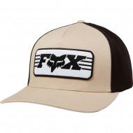 OFFER FOX MUFFLER FLEXFIT HAT SAND COLOUR