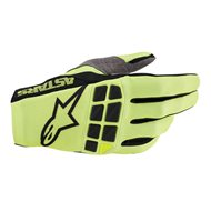 ALPINESTARS RACEFEND GLOVE 2020 YELLOW FLUO/BLACK COLOUR