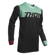 OFFER THOR PULSE AIR FACTOR JERSEY 2020 BLACK / MINT COLOUR
