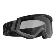 THOR SNIPER GOGGLES 2021 GREY / BLACK COLOUR - SMOKE LENS