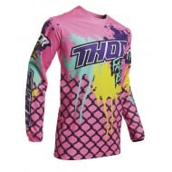 THOR YOUTH PULSE FAST BOYZ JERSEY 2020 PINK COLOUR