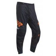 THOR YOUTH PULSE AIR PINNER PANT 2020 MIDNIGHT / ORANGE COLOUR