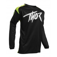 THOR YOUTH SECTOR LINK JERSEY 2020 ACID COLOUR