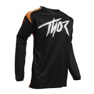 THOR YOUTH SECTOR LINK JERSEY 2021 ORANGE COLOUR