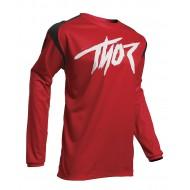 THOR YOUTH SECTOR LINK JERSEY 2021 RED COLOUR